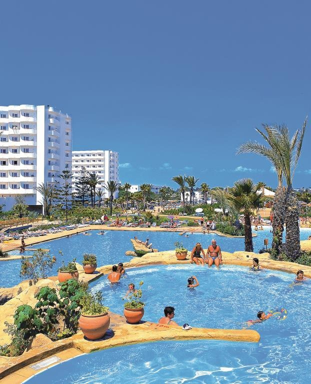 Sahara Beach Aqua Park Hotel *** - Monastir