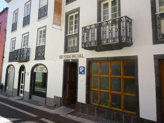 Hotel Alcides ** Ponta Delgada