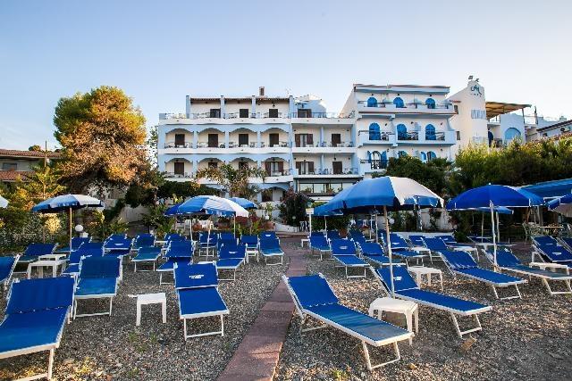 Szilveszter Szicíliában - Hotel Kalos ***