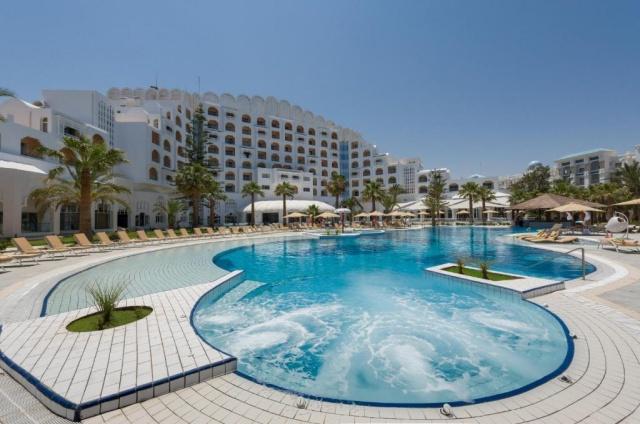 Marhaba Palace Hotel **** Port El Kantaoui