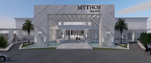 Hotel Mythos Palace ***** Kréta Repülővel