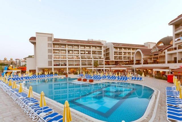 Hotel Seher Sun Palace Resort and Spa ***** Side