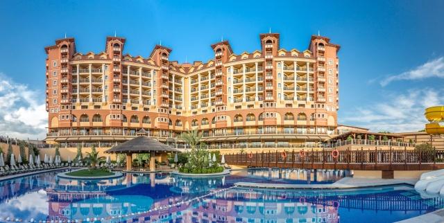 Hotel Villa Side Residence ***** Side