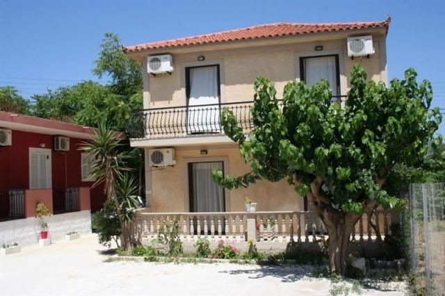 Dinos Apartmanház - Zakynthos, Laganas
