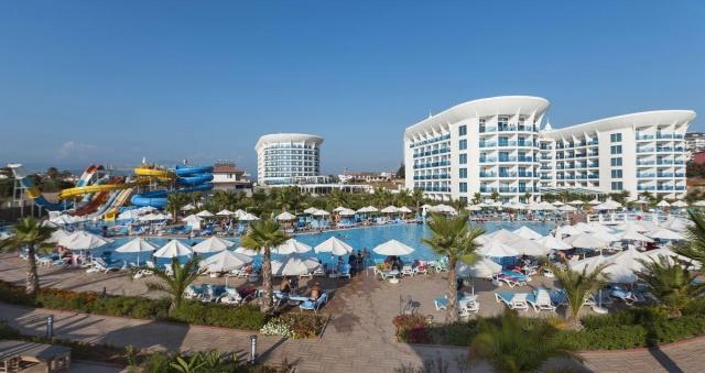 Hotel Sultan of Dreams ***** Side