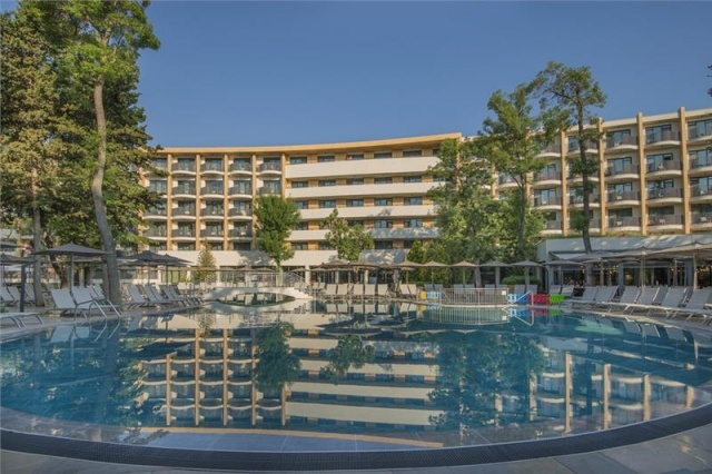Hotel Bor Club Sunny Beach **** Napospart