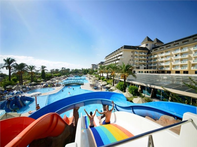 Hotel MC Arancia Resort ***** Alanya