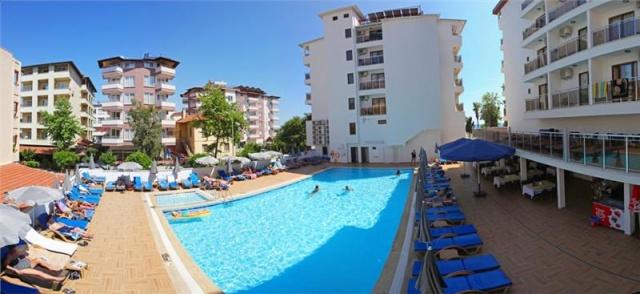 Hotel Eftalia Aytur *** Alanya