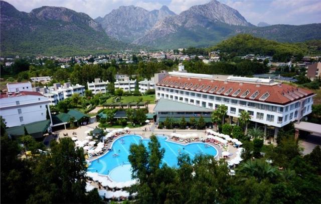Hotel Sherwood Greenwood Resort  **** Kemer