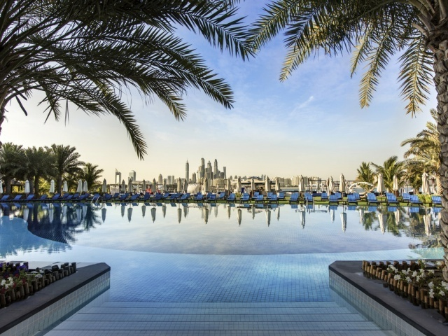 Hotel Rixos The Palm Jumeirah ***** Dubai (közvetlen Emirates járattal Budapestről)