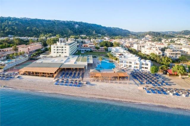 Avra Beach Resort Hotel & Bungalows **** Rodosz, Ixia