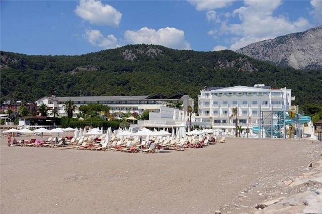 Hotel Maya World Imperial *** Kemer
