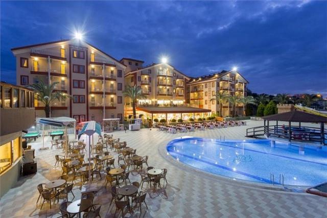 Hotel Hane Sun ***** Side