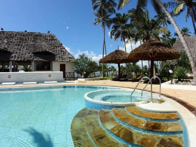 Hotel Uroa Bay Beach Resort **** Zanzibár, Uroa