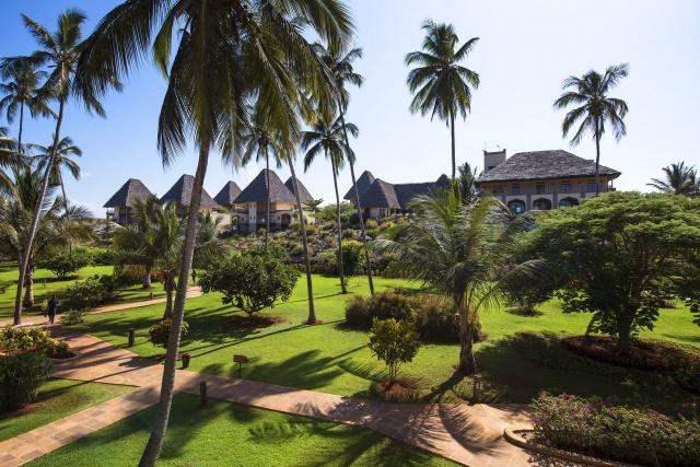 Neptune Pwani Beach Resort & Spa Hotel ***** Pwani Beach