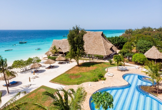 Hotel Sandies Baobab Beach Resort ***** Zanzibár, Nungwi
