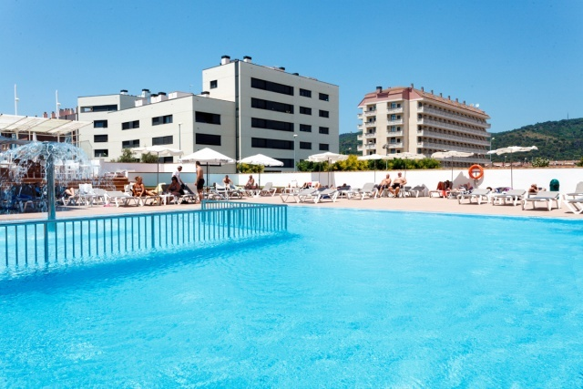 Hotel Sorra Daurada Splash **** Malgrat de Mar