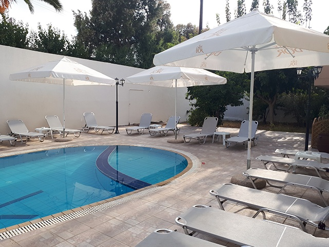 Dioni Hotel **+ Kréta, Rethymno