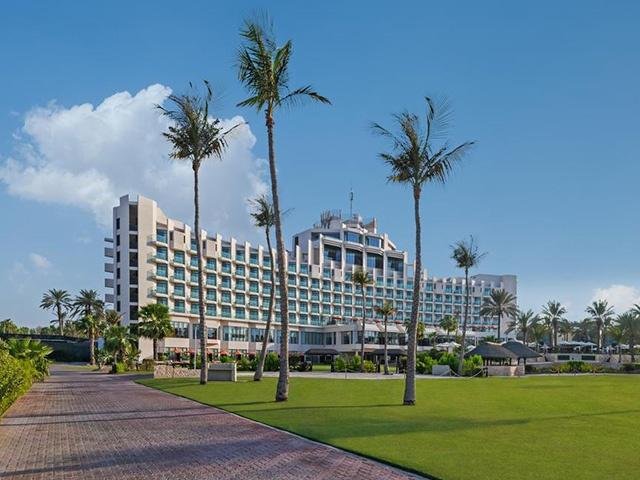 Hotel JA Beach ***** Dubai (Emirates járattal)
