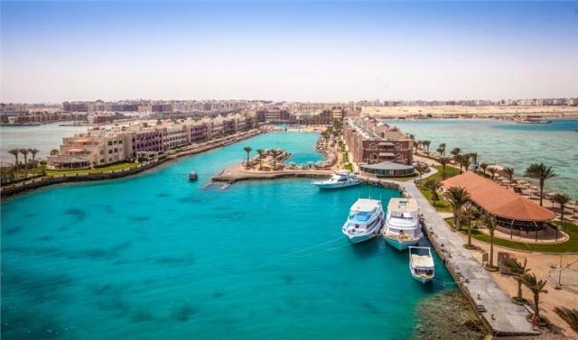Hotel Sunny Days Resort Spa & Aquapark **** Hurghada