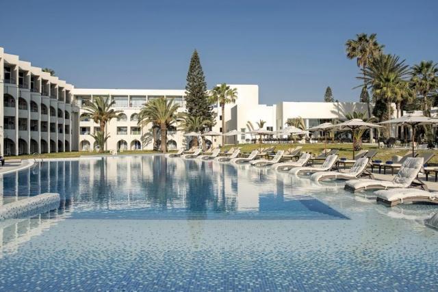 Iberostar Diar El Andalous Hotel ***** Port El Kantaoui