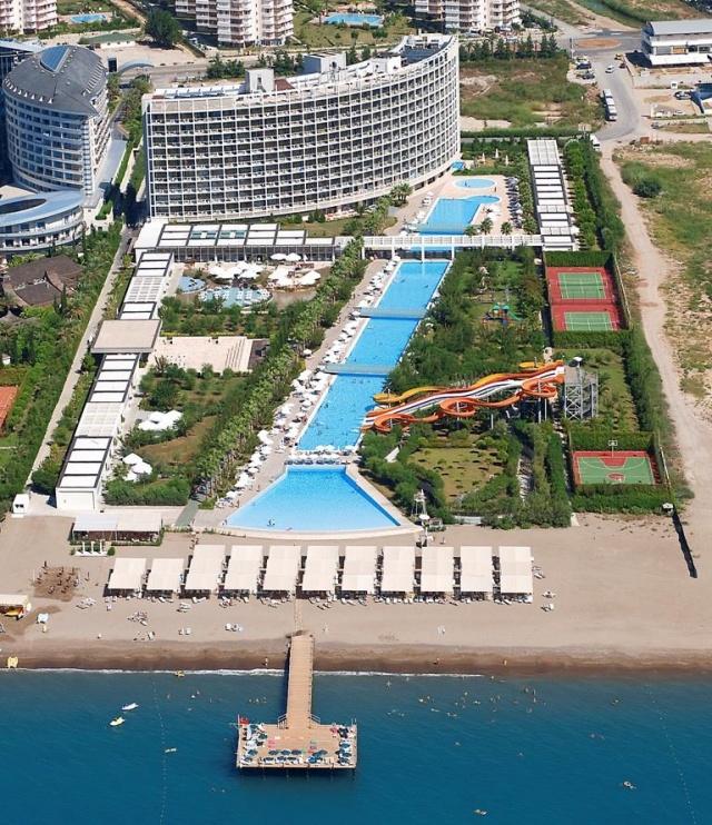 Hotel Nirvana Cosmopolitan ***** Antalya