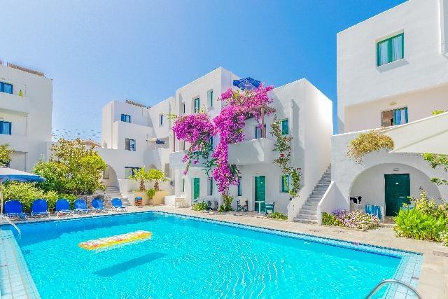 Eva Suites & Apartments *** Agia Marina