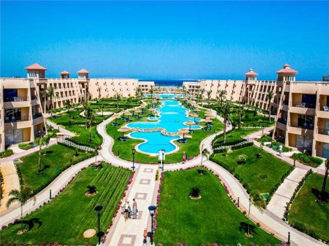 Hotel Jasmine Palace Resort ***** Hurghada