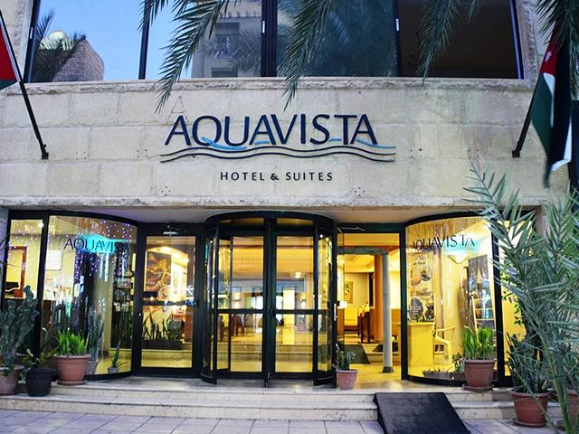 Aquavista Hotel & Suites *** Akaba