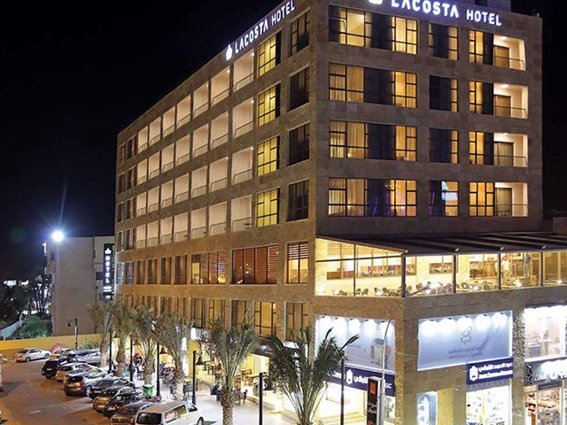 Hotel Lacosta **** Akaba