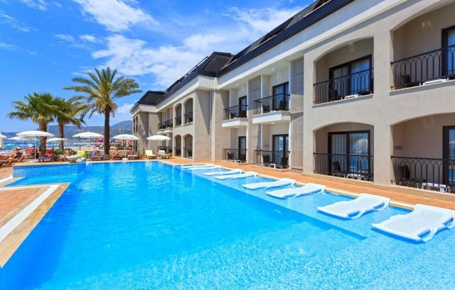 Hotel Alaaddin Beach **** Alanya