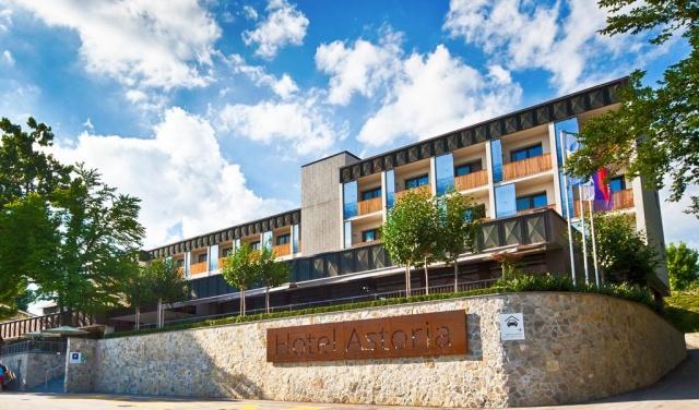 Hotel Astoria *** Szlovénia, Bled