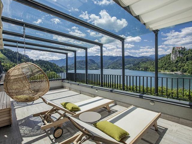 Hotel Park **** Szlovénia, Bled