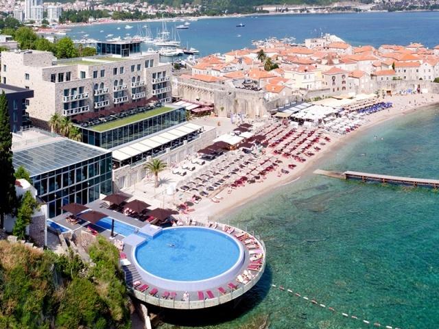 Avala Resort & Villas **** Montenegro, Budva