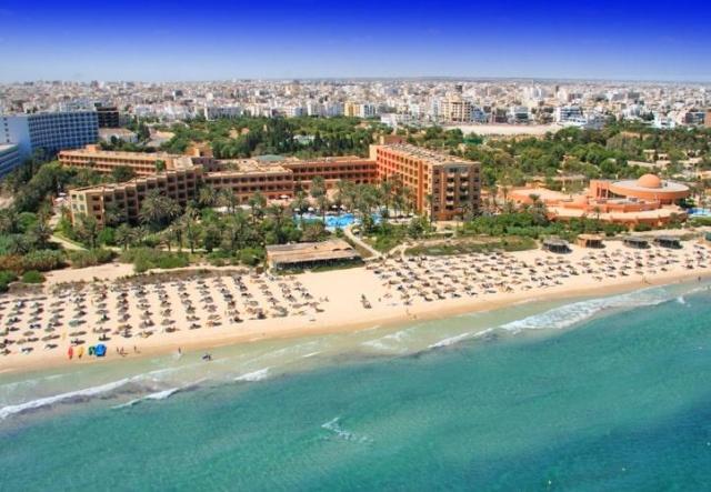 El Ksar Resort & Thalasso Hotel **** Sousse