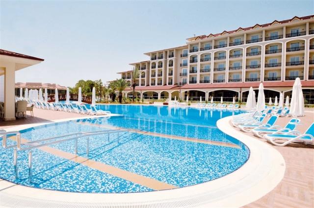 Hotel Paloma Oceana Resort ***** Side