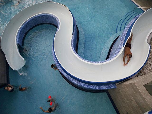 Rikli Balance Hotel **** Szlovénia, Bled