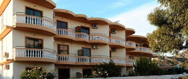 Villa George Apartmanház - Rodosz, Faliraki