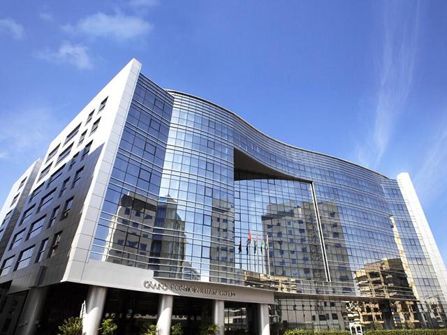 Hotel Grand Cosmopolitan ***** Dubai (Emirates járattal)