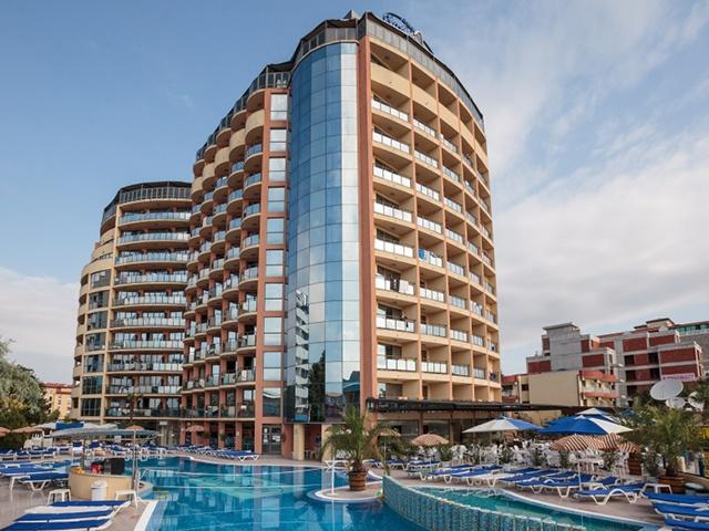 Hotel Meridian **** Napospart - egyénileg