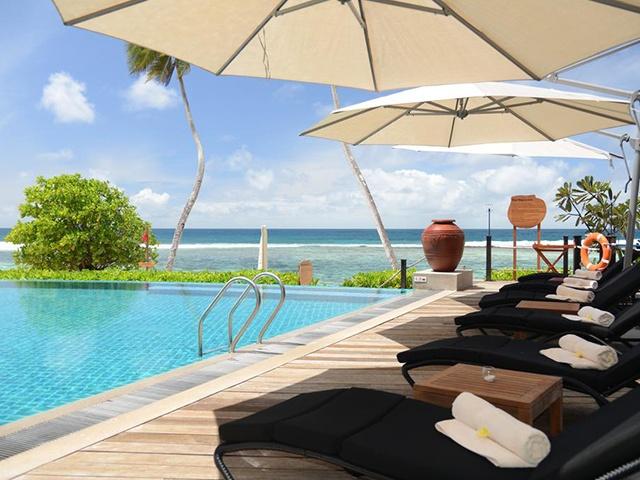 Hotel Allamanda Resort and Spa **** Mahe