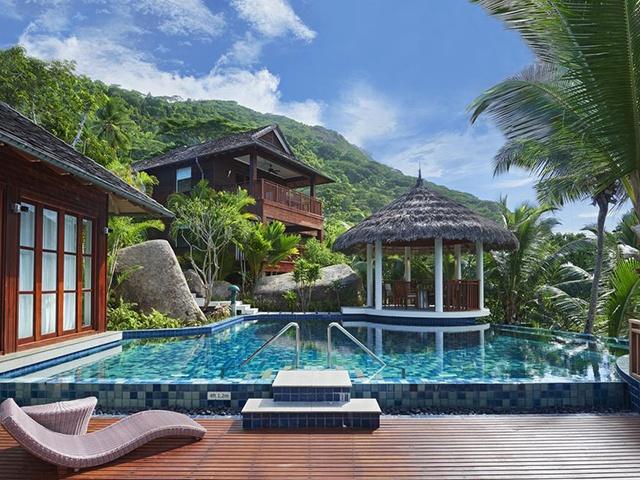 Hotel Hilton Seychelles Labriz Resort & Spa ***** Silhouette