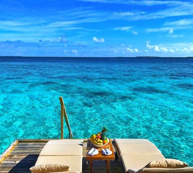 Hotel Kudafushi Resort & Spa ***** Maldív-szigetek