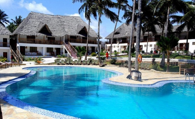 Hotel Paradise Beach Resort Zanzibar **** Zanzibár, Marubi