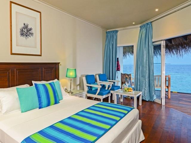 Hotel Adaaran Club Rannahli **** Maldív-szigetek