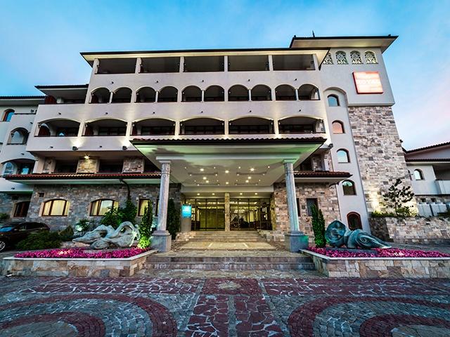 Hotel Royal Palace Helena Park ***** Napospart - egyénileg