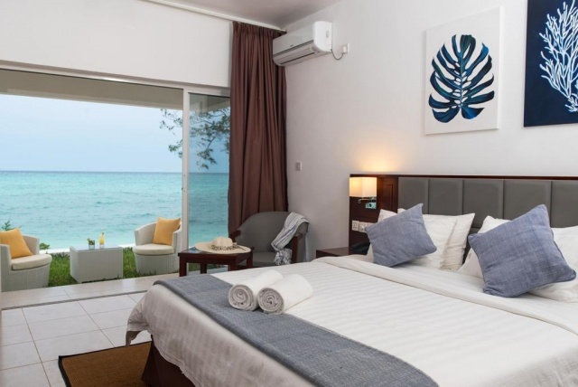 Hotel Nungwi Dreams by Mantis ***** Zanzibár, Nungwi beach