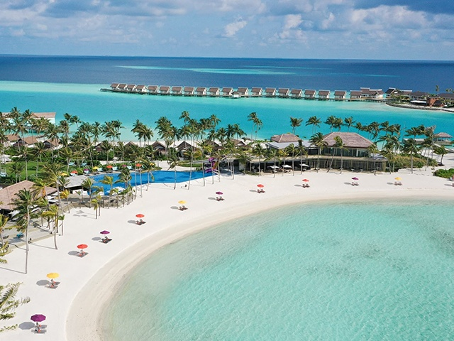 Hard Rock Hotel Maldives ***** Maldív-szigetek