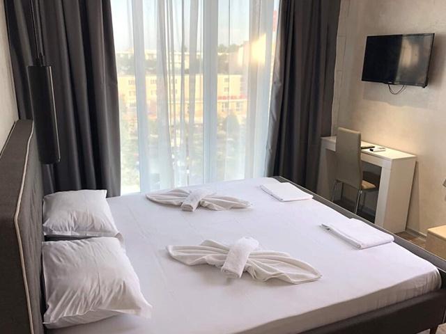 Hotel Palma *** Napospart - egyénileg