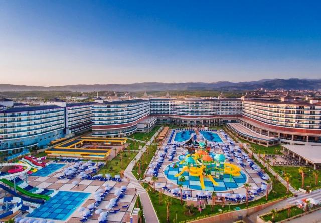 Eftalia Ocean Hotel ***** Alanya